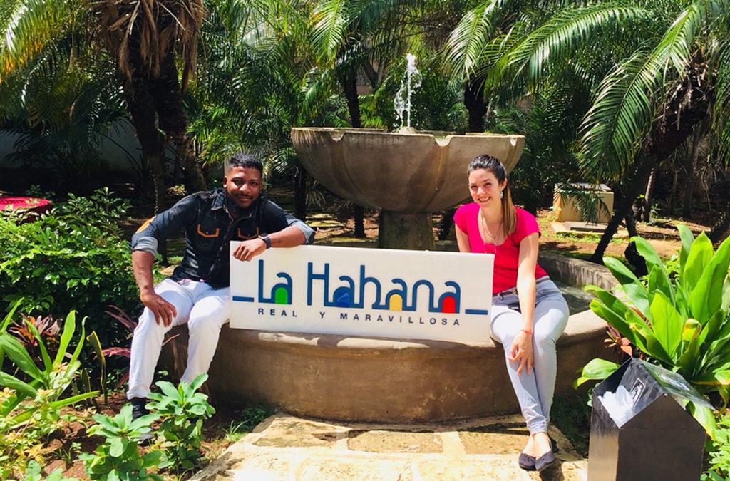 Marca ciudad de La Habana: Mención en la BID20