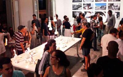 Exposición de los diseñadores cubanos Luis Ramírez y Gonzalo Córdoba