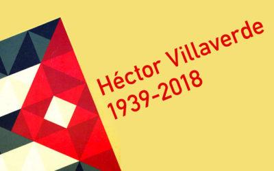 Adiós a Héctor Villaverde