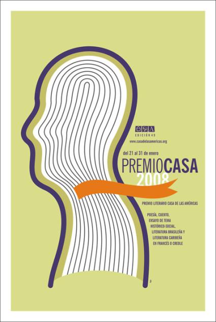Premio Casa 2008. Pepe Menéndez.