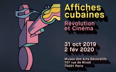 Carteles cubanos en París