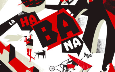 Selección de carteles en homenaje a La Habana