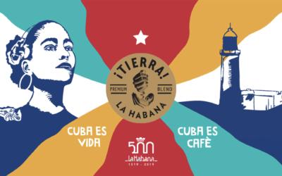 La empresa italiana Lavazza lanza edición especial de café dedicada a los 500 años de La Habana