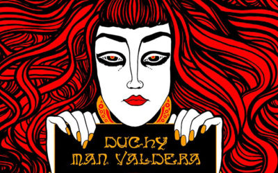 """Sangre de sirena"", exposición personal de Duchy Man Valderá"