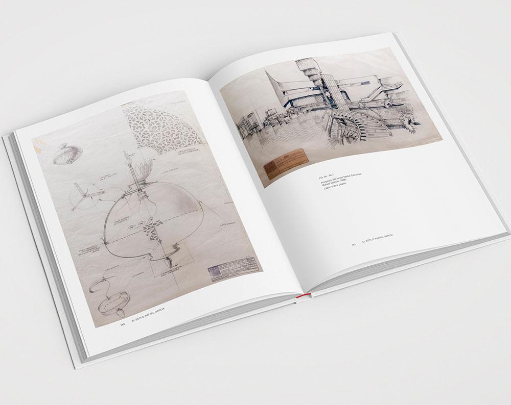 """Catálogo """"Rafael García en el Museo Nacional de Artes Decorativas"""". Diseño de Alejandro López Martínez."""