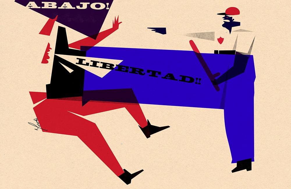 Ilustración. Miguel Monkc.
