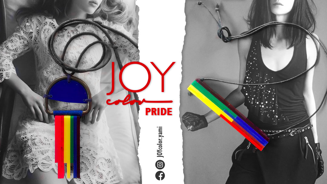 Joy Color. Joy Pride.