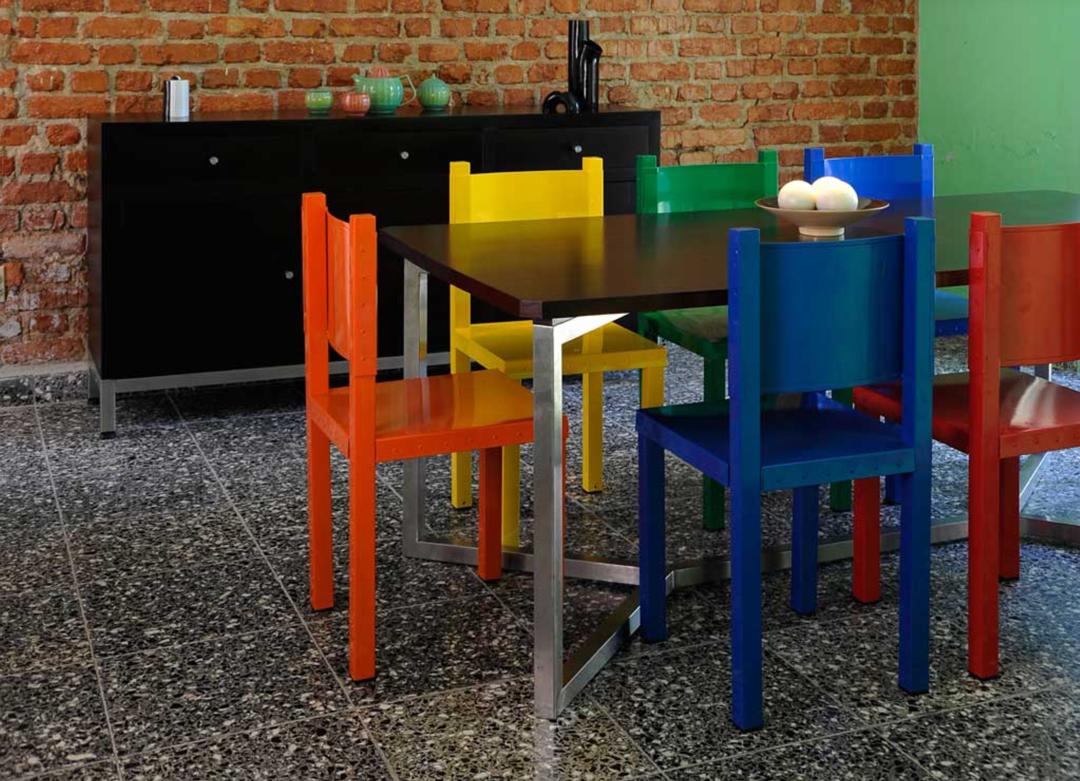 Minimalismo tropical. Diseño de interior de Luis Ramírez.