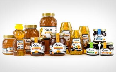 Apisun: La miel cubana cuenta con su diseño de packaging para competir en el mercado extranjero