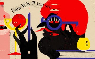 """Monkc o el poder de la ilustración: """"Revertir situaciones a través de mensajes visuales"""""""