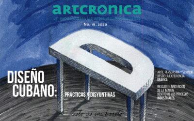 Entrevista para la revista Artcrónica