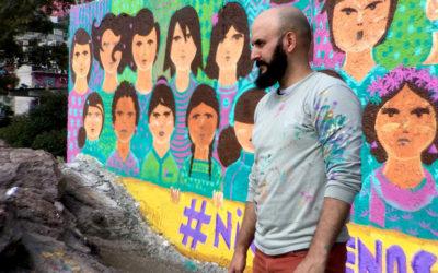 """Darwin Fornés Báez: """"Una pelea extraña entre musas, fantasmas y programas de diseño"""""""