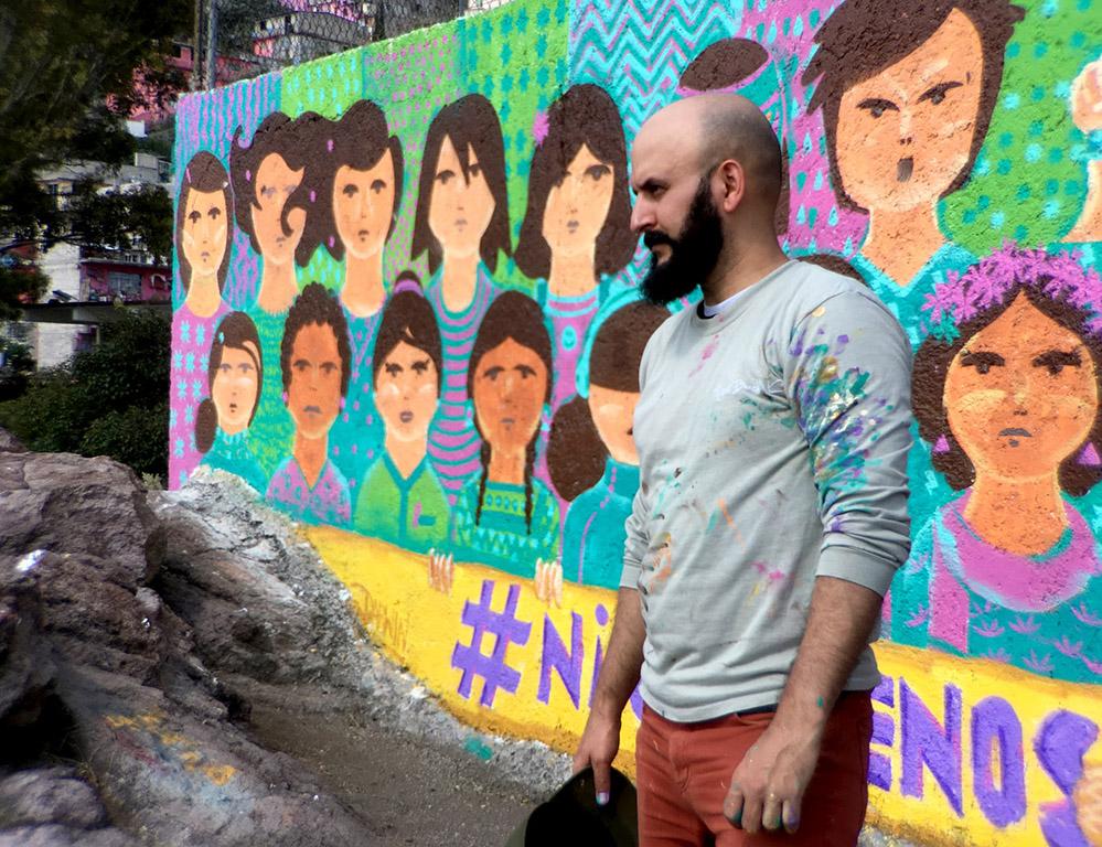Darwin Fornés Báez. Diseñador cubano.