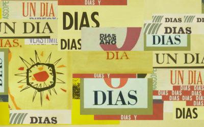 """Los días"", selección de carteles cubanos, cortesía de Pepe Menéndez"