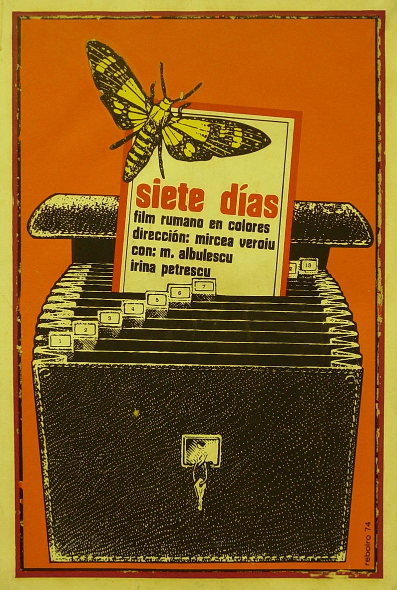 Siete días (Icaic, Antonio Fernández Reboiro, 1974)