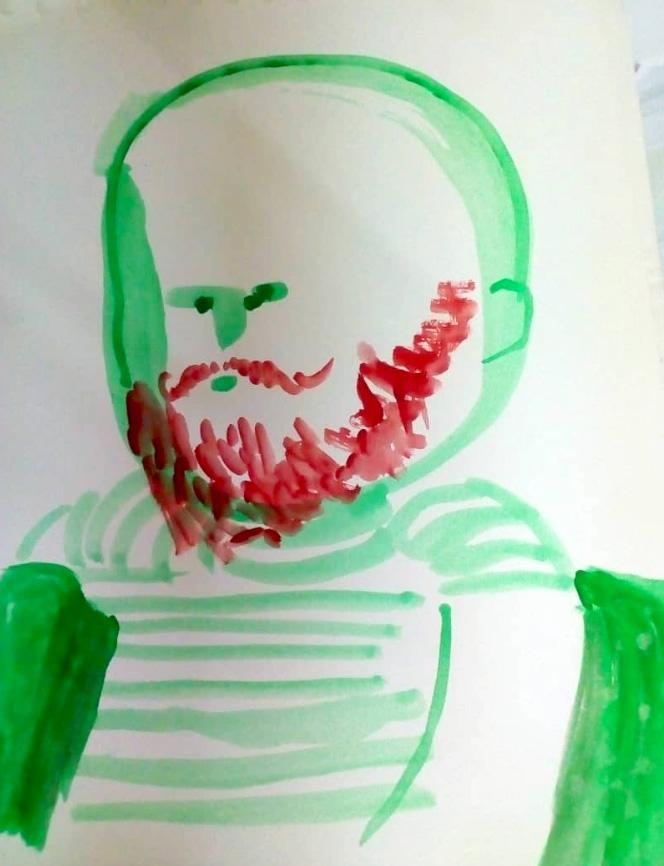 Darwin Fornés Báez. Diseñador cubano. Dibujitos.