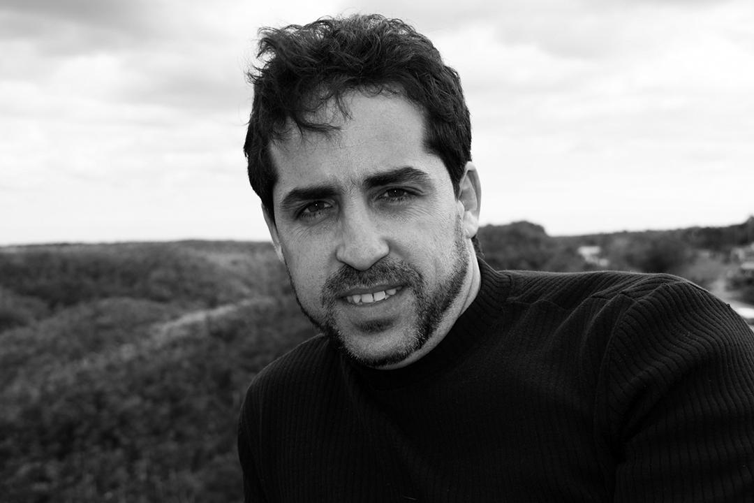 Alejandro Escobar. Retrato.