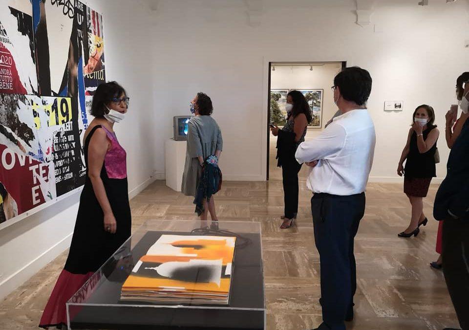 Un diseñador cubano en la muestra final de la Real Academia de España en Roma