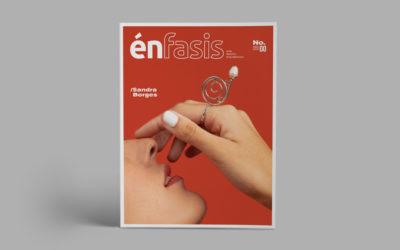 Énfasis, nueva revista de diseño cubano