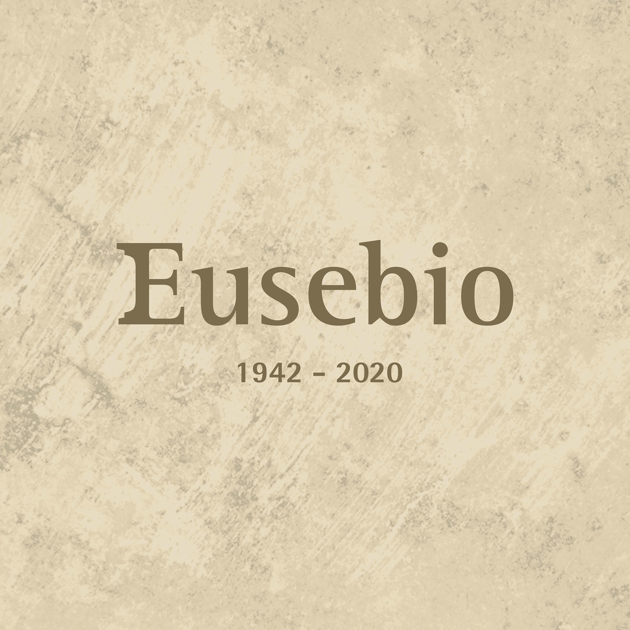 Frank Sera. Homenaje a Eusebio Leal.