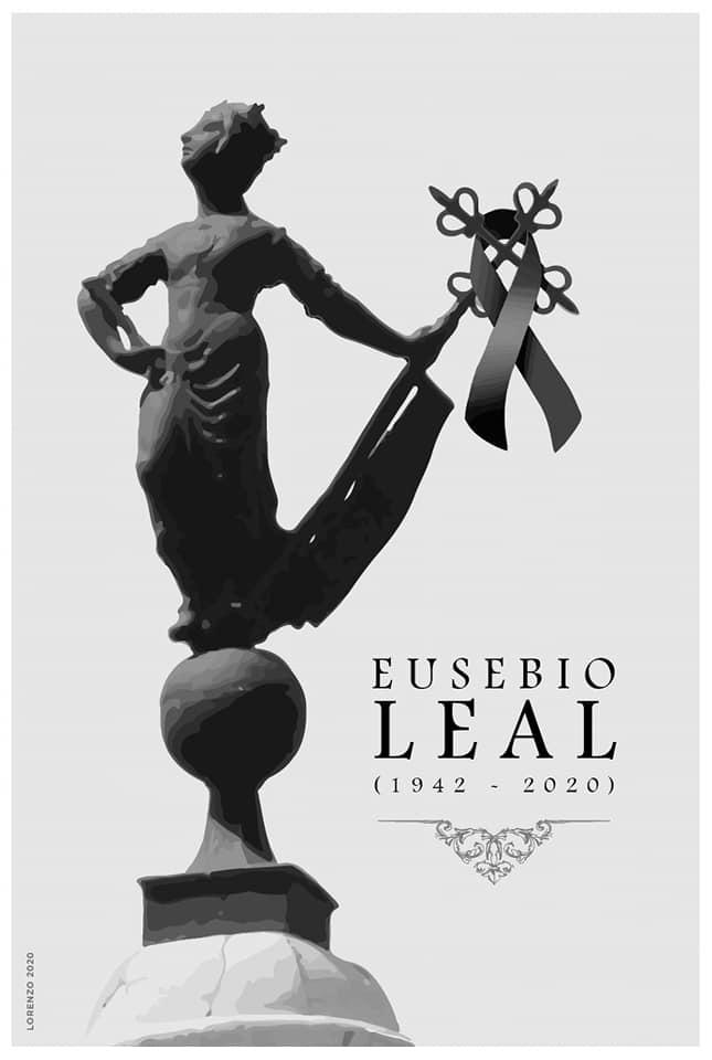 Osmany Lorenzo. Homenaje a Eusebio Leal.