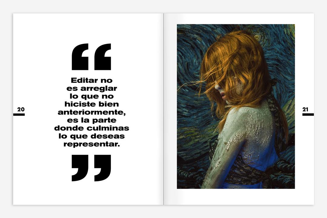 Revista Enfasis. Diseño cubano.