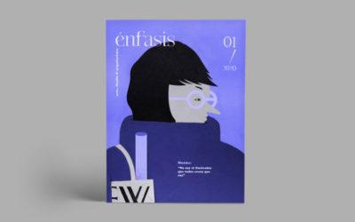 Ya circula la nueva edición de la revista Énfasis