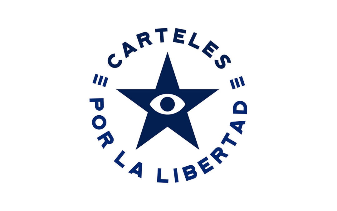 Carteles cubanos por la libertad