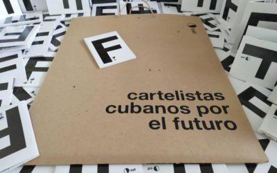 Cartelistas cubanos por el futuro: inauguración de la primera exposición