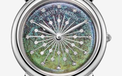 Un diseño cubano en el top ten de los mejores relojes con esfera verde