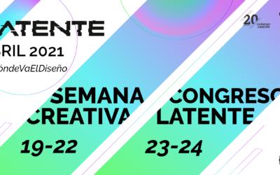 Diseñadores cubanos en Latente, Congreso Internacional de Diseño