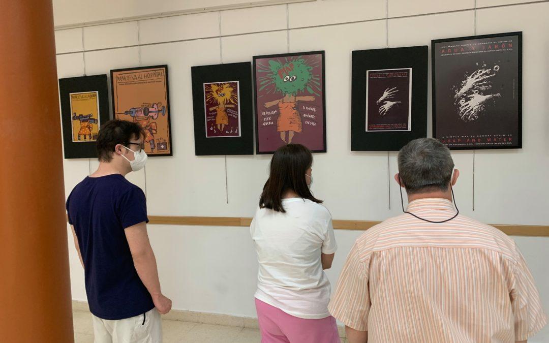 Inaugurada en España la muestra Carteles cubanos vs COVID-19