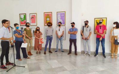 """Inaugurada la exposición de carteles """"Año Berlanga 2021"""""""