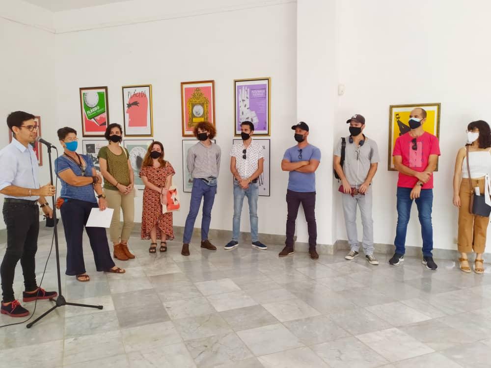 """Exposición de carteles """"Año Berlanga 2021"""""""