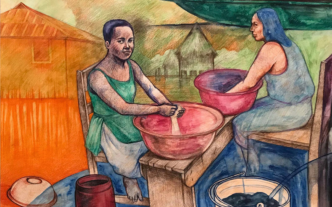 Yaimel López expone en la Vancouver Art Gallery