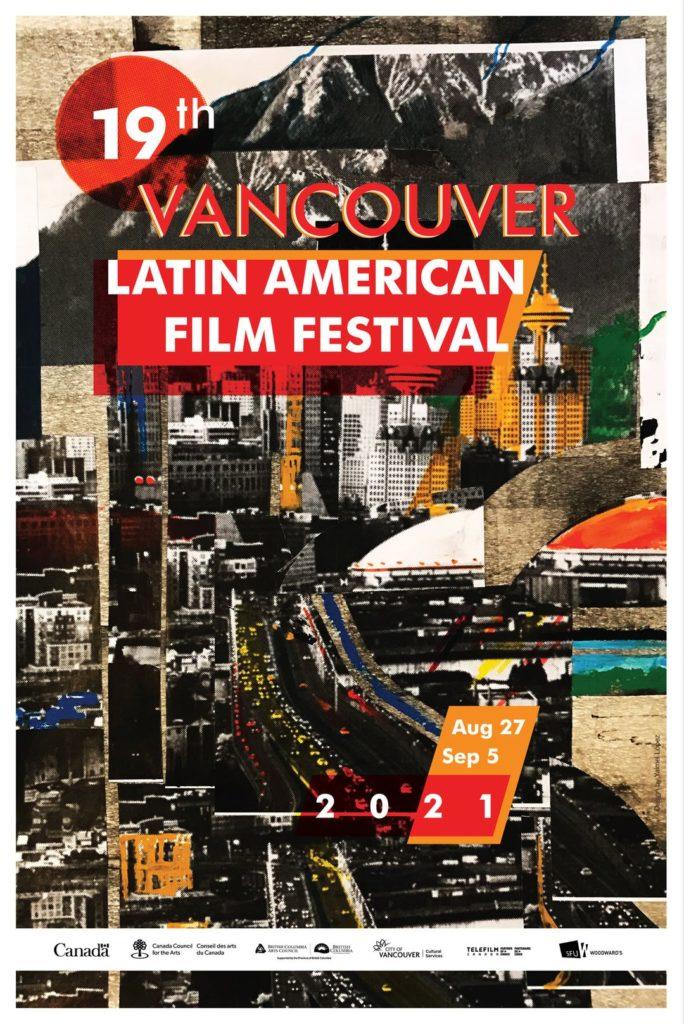 Yaimel Vancouver Latin American Film Festival. 2021. Poster.
